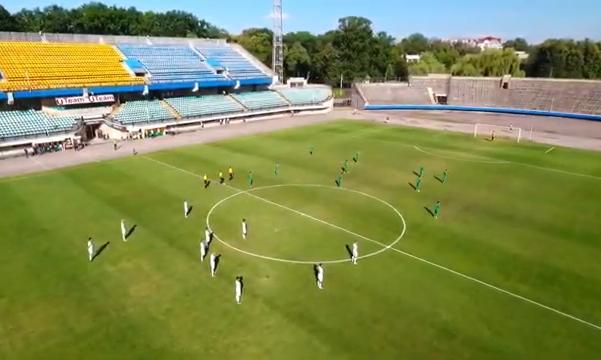 Прикарпаття – Чорноморець 0:1. Огляд матчу, відео голу
