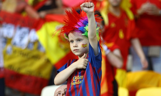 Последний турнир имени тики-таки: ровно 8 лет назад Испания обыграла Италию в финале ЕВРО-2012 - фото 1