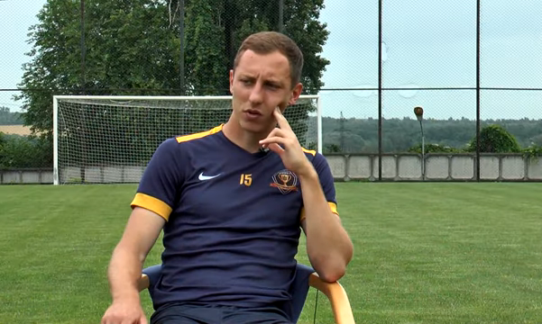 Оборонець Дніпра-1 назвав двох гравців Динамо, яких вважає найкращими захисниками
