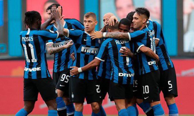 Серия А. Наиболее легкая победа Интера в сезоне