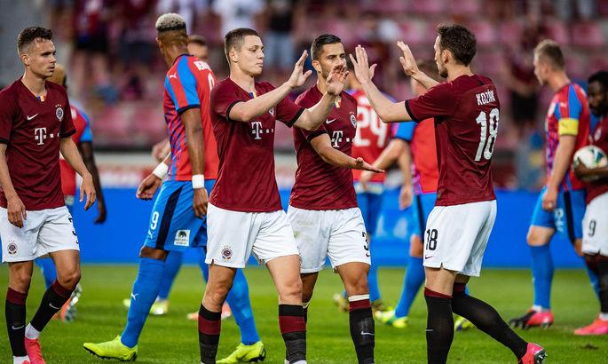 Алибеков и Качараба не помогли Словану в финале Кубка Чехии