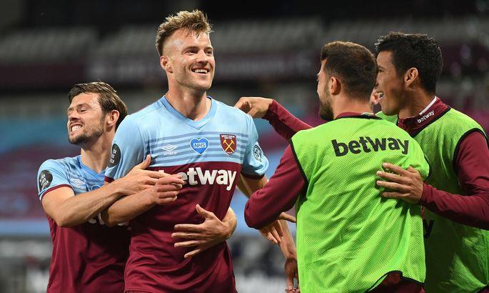 Ярмоленко забил победный гол Вест Хэма в ворота Челси