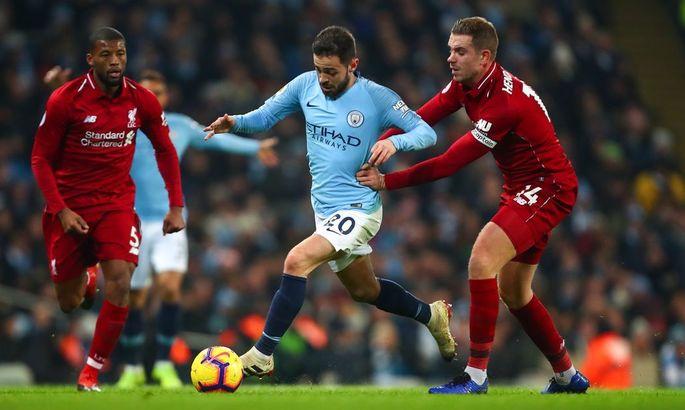 Манчестер Сити - Ливерпуль: смотреть онлайн, прямая видеотрансляция
