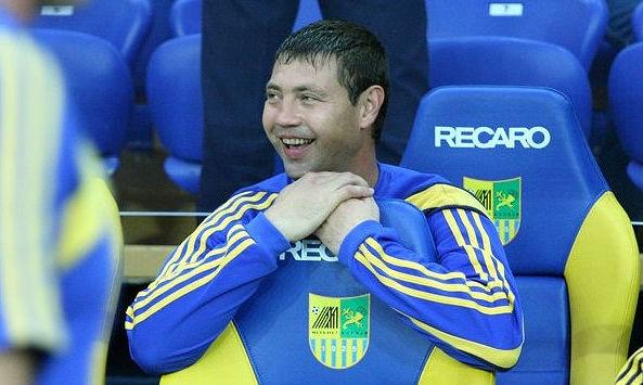 Рикун: В Динамо футбол такий - треба бігти, фланги. Мені по стилю більше підходив Шахтар