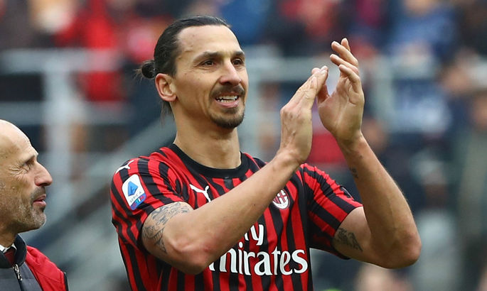 Ибрагимович покинет Милан по окончании сезона - Sky Italia