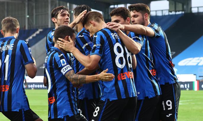 Серия А. Аталанта - Наполи 2:0. Константа лиги