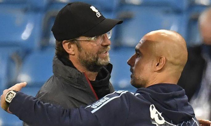 Клопп – про разгром Ливерпуля: Если и есть команда, которая может нас так разбить, то это Манчестер Сити