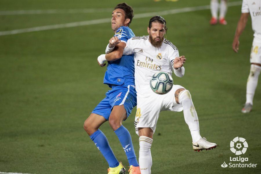 Герой футбольного дня. Серхио Рамос - изображение 1