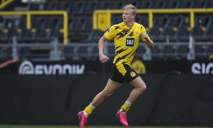 Холанд в новом сезоне будет выступать под девятым номером