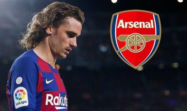 ЗМІ: Арсенал хоче отримати Грізманна і запропонує Барселоні двох своїх гравців