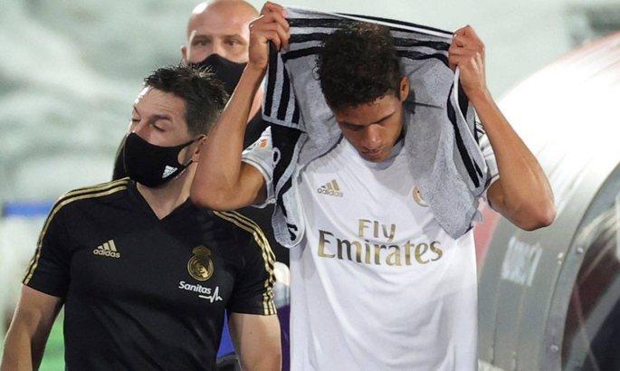 Реал теряет ключевого защитника после игры с Хетафе