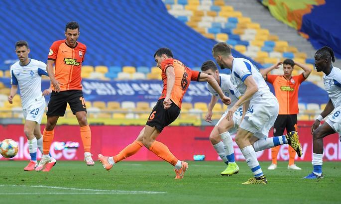 Киев забил, сколько смог, Донецк - сколько захотел. Динамо - Шахтёр 2:3