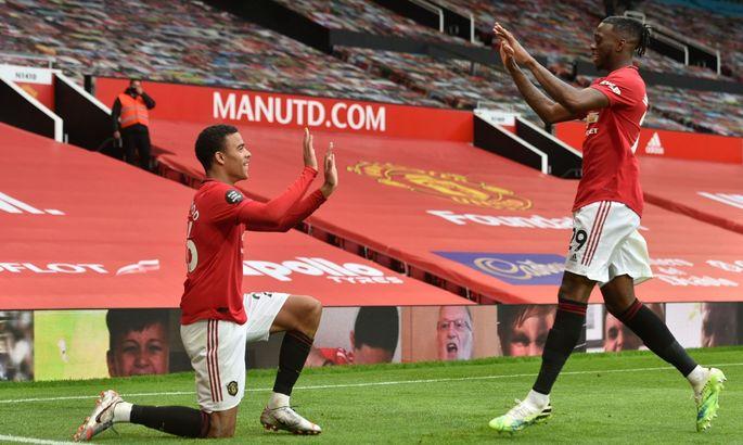 Манчестер Юнайтед - Борнмут 5:2. Видеообзор матча