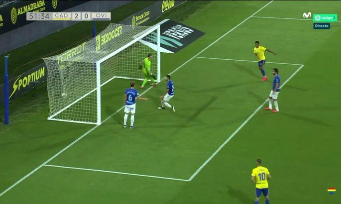Ов'єдо не допомогло відбиття Луніним пенальті – поразка на полі лідера турніру