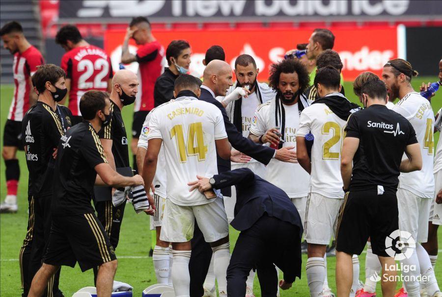 Примера. 34-й тур. Атлетик - Реал 0:1. Предпоследний бастион? - изображение 5