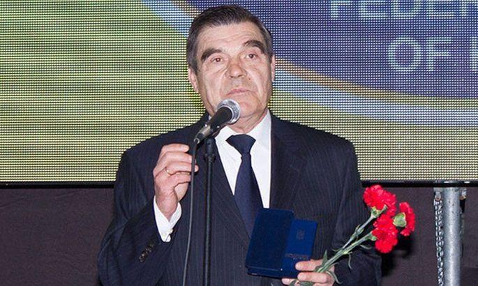 Помер легендарний захисник Динамо Володимир Трошкін