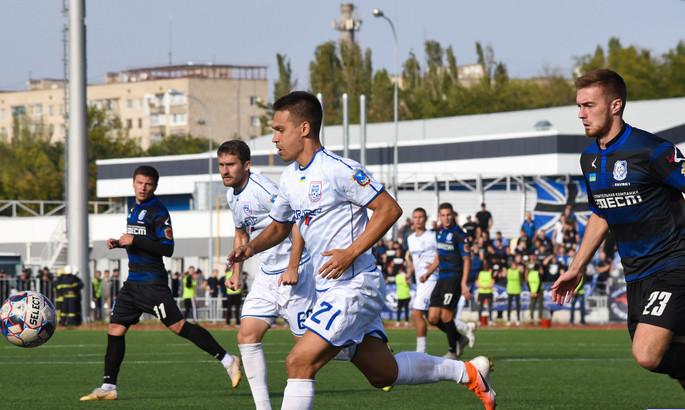 Первая лига. Черноморец 0:0 Николаев, слишком много тактики