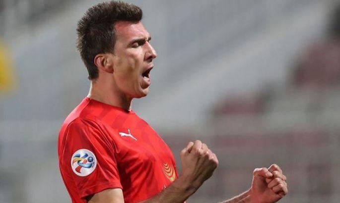 Манджукич разорвал контракт с катарским клубом. Хорват близок к возвращению в Серию А