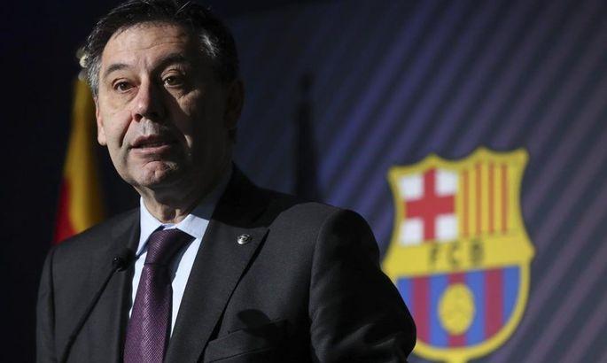 Бартомеу: Работа ВАР была неадекватной на заключительном этапе Ла Лиги