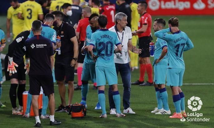 Найкраща гра при Сетьєні. Вільярреал - Барселона 1:4. Відео голів та огляд матчу
