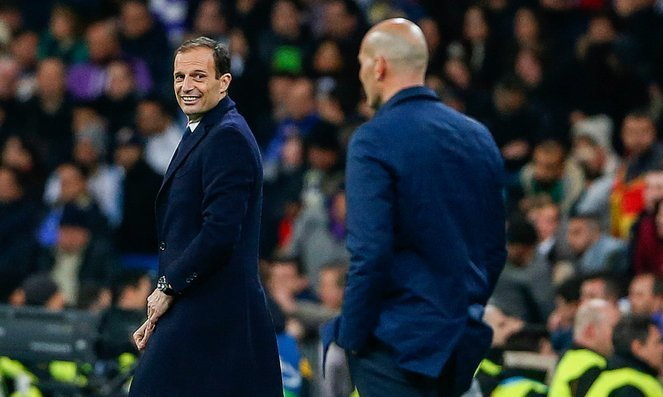 Аллегри: Я мог возглавить Реал, но был морально привязан к Ювентусу