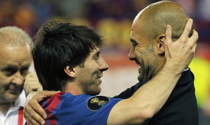 Пеп Гвардіола: Хочу, щоб Мессі залишився в Барселоні