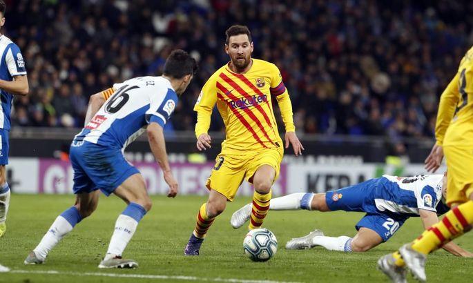 Барселона - Эспаньол. Анонс и прогноз на матч Примеры