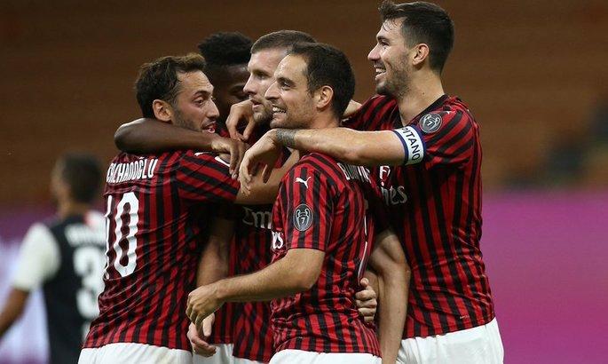 Пятый подряд гол Роналду не спасает. Милан - Ювентус 4:2. Видео обзор матча