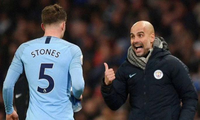 Гвардіола натякнув, що один із захисників може покинути Манчестер Сіті
