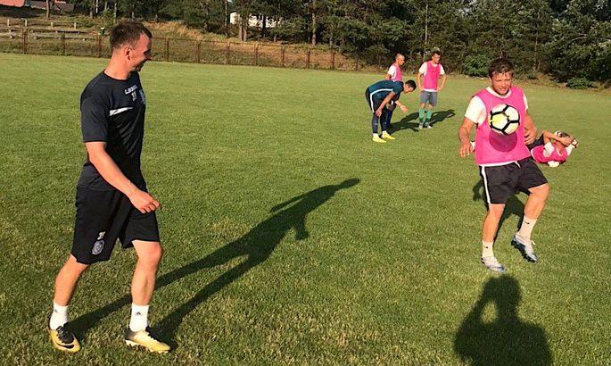 Аматорский клуб из Черкасской области подписал экс-форварда сборной Украины