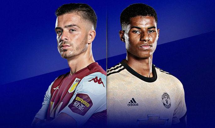 Manchester united против астон вилла