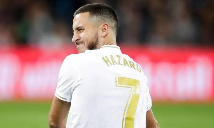 Азар не поможет Реалу в ближайших играх. У бельгийца боли в лодыжке