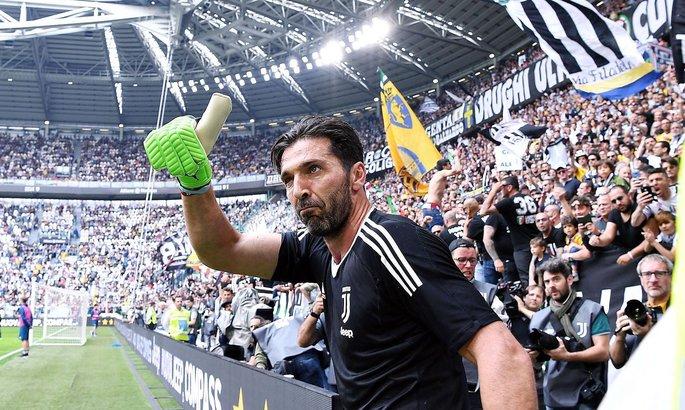 Буффон вийде в основі Ювентуса в наступному турі Серії А