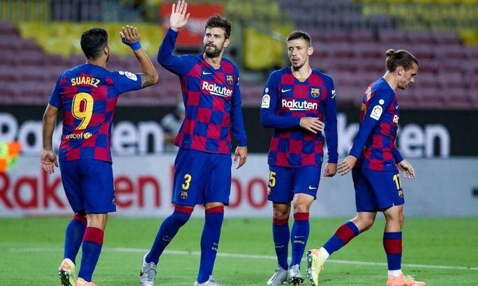 Барселона - Еспаньол 1:0. Блаугранас офіційно відправили сусідів в Сегунду