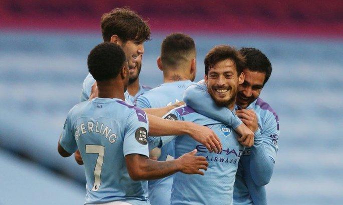 Зинченко уже не ошибается. Манчестер Сити - Ньюкасл 5:0. Видео голов и обзор матча