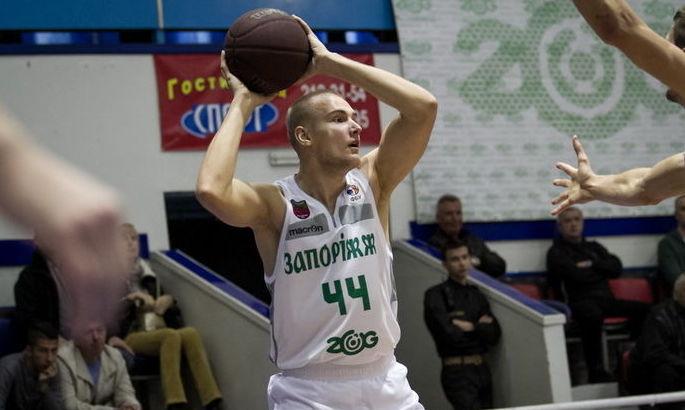 БК Химик подпишет форварда сборной Украины