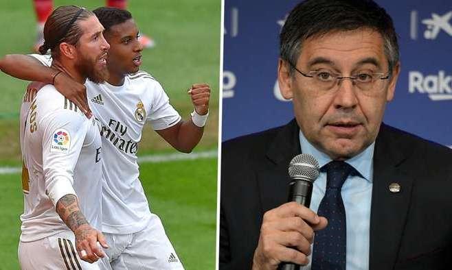 Ривалдо: Проблема Барселоны не в судейских решениях, а в качестве игры