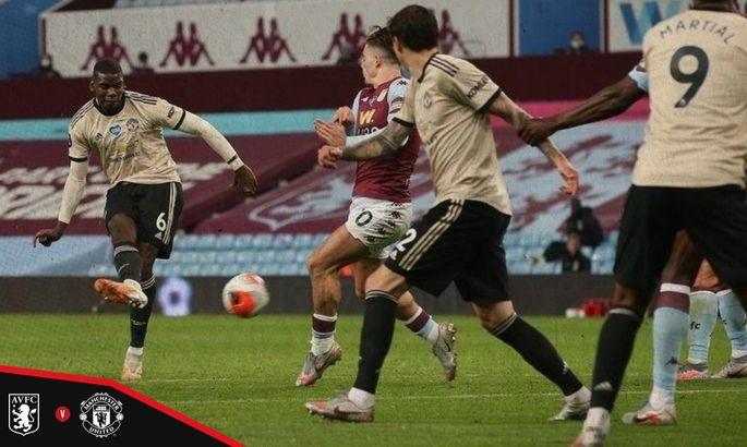 Дияволи знову громлять опонентів. АПЛ. Астон Вілла – Манчестер Юнайтед 0:3