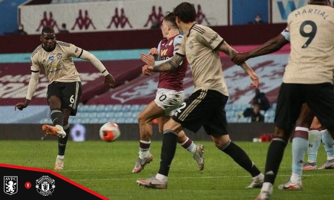 Дьяволы вновь громят оппонентов. АПЛ. Астон Вилла – Манчестер Юнайтед 0:3