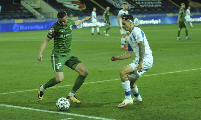 Капитан Ворсклы: Вратарь Резник заслуживал звание лучшего игрока финала Кубка Украины