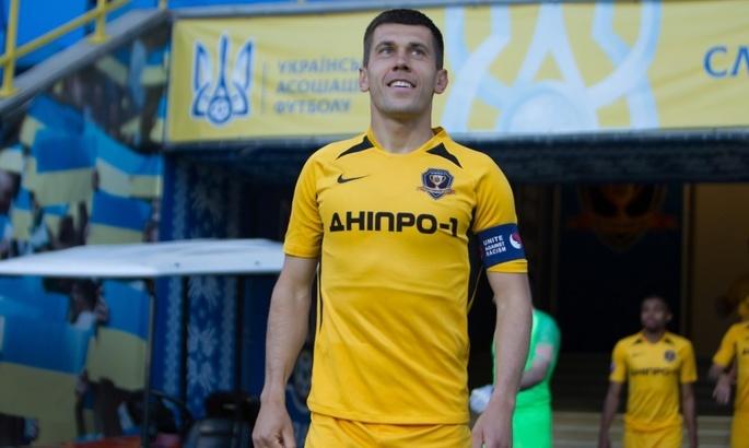 Капитан Днепра-1 может вернуться в свой бывший клуб