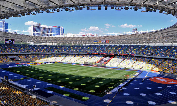 УЕФА утвердил время и место проведения матча Шахтер - Вольфсбург