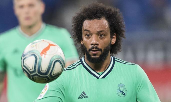 Реал теряет Марсело до конца сезона