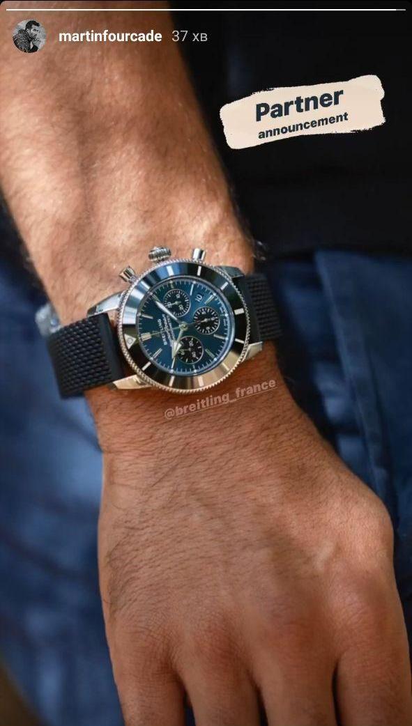 Новые часы для Мартена Фуркада, новая лыжная обувь для Доротеи Вирер. Фото - изображение 2
