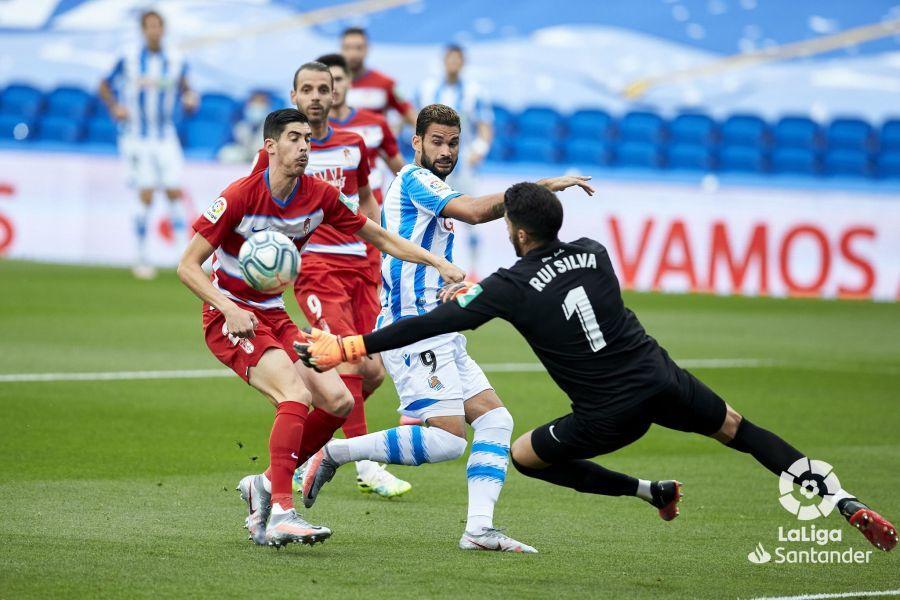 Примера. 35-й тур. Реал Сосьедад тонет в матче с Гранадой - изображение 1