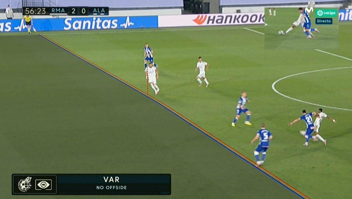 Прімера. 35-й тур. Реал - Алавес 2:0. Пенальті в тренді і без Рамоса - изображение 4