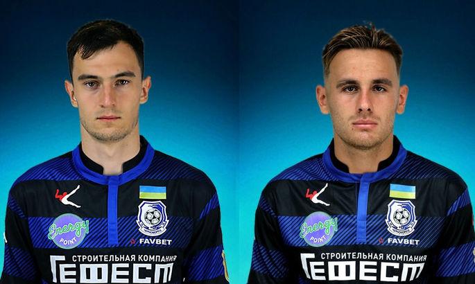 Черноморец подписал двух игроков, один из них – воспитанник Динамо
