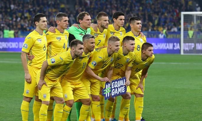 Сборная Германии примет Украину в Лейпциге