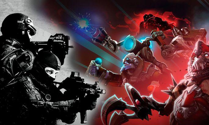 Впервые в истории CS:GO обошла Dota 2 по сумме призовых на турнирах