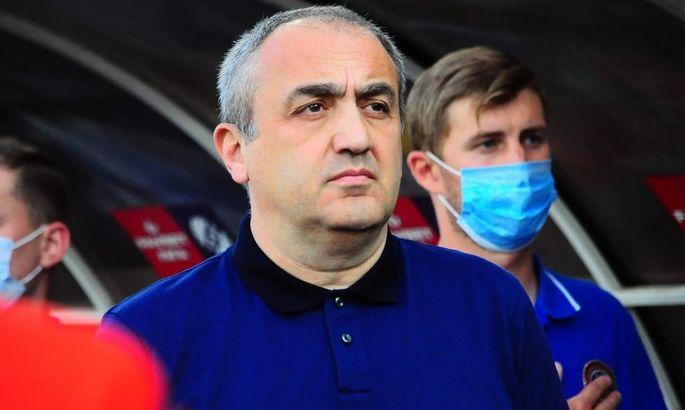 Цецадзе: ФК Львів створює нову команду. І ми навіть ще не закінчили підбір гравців